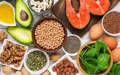 Acidi grassi omega 3 e sarcopenia