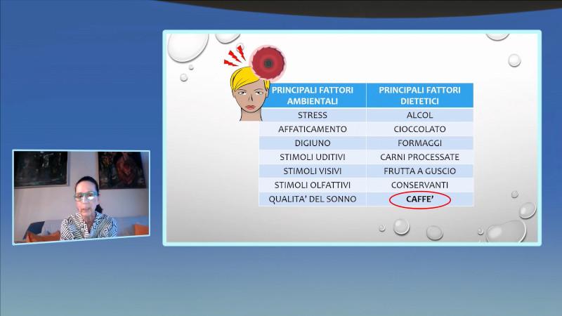 La caffeina ed i test genetici  nel trattamento della Cefalea