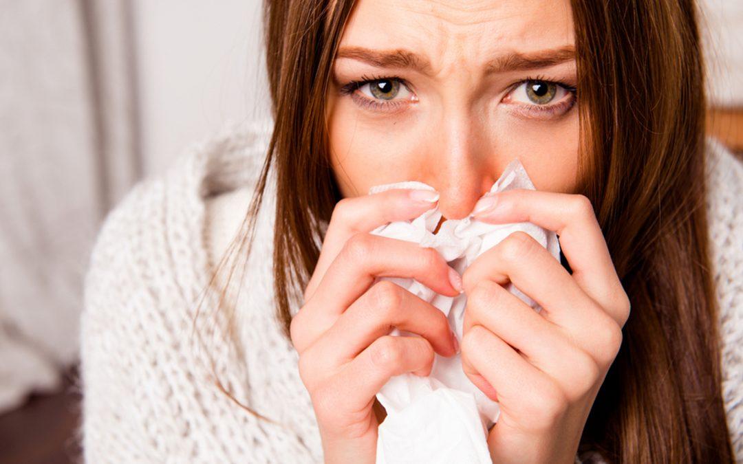I benefici dell'assunzione di probiotici nel trattamento della rinite allergica